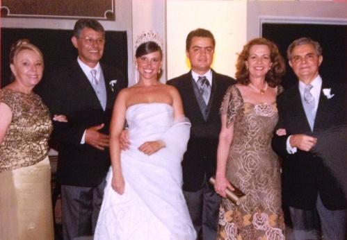 Ganhando uma família linda e uma filha pós doutora em psiquiatria