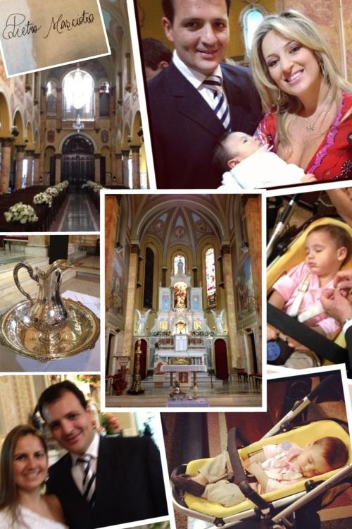 Batizado Pietro, 16/06/2012