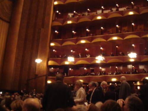 A experiência da ópera