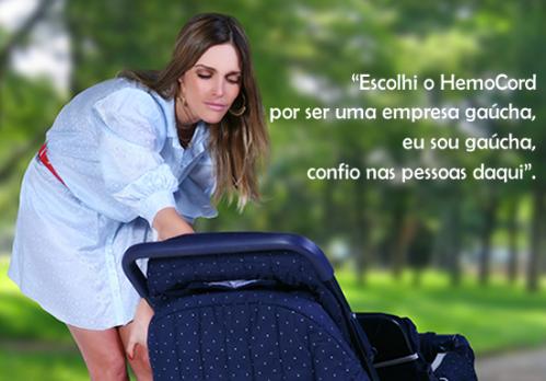 A escolha sempre será sua! A Fernanda Lima optou pelo http://www.hemocord.com.br